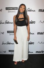 CHANDLER KINNEY at Marie Claire Fresh Faces Party in Los Angeles 04/27/2018