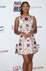 CHANDLER KINNEY at Race to Erase MS Gala 2018 in Los Angeles 04/20/2018