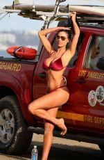 CHARLI RIINA in Bikini for 138 Water Photoshoot in Malibu 04/04/2018