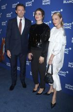 CHARLOTTE CASIRAGHI at Montblanc Celebrates 75th Anniversary of Le Petit Prince in New York 04/04/2018