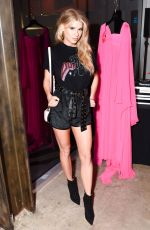 CHARLOTTE MCKINNEY at Dundas Traveling Flagship Cocktail Party in Los Angeles 04/24/2018