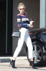 CHARLOTTE MCKINNEY Out and About in Malibu 04/16/2018
