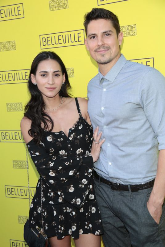 CHERIE DALY at Belleville Opening Night at Pasadena Playhouse 04/22/2018