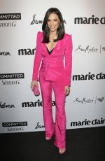 CHLOE BRIDGES at Marie Claire Fresh Faces Party in Los Angeles 04/27/2018
