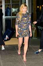 CHLOE MORETZ Heading to a Party in New York 04/22/2018