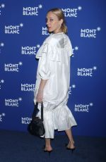 CHLOE SEVIGNY at Montblanc Celebrates 75th Anniversary of Le Petit Prince in New York 04/04/2018