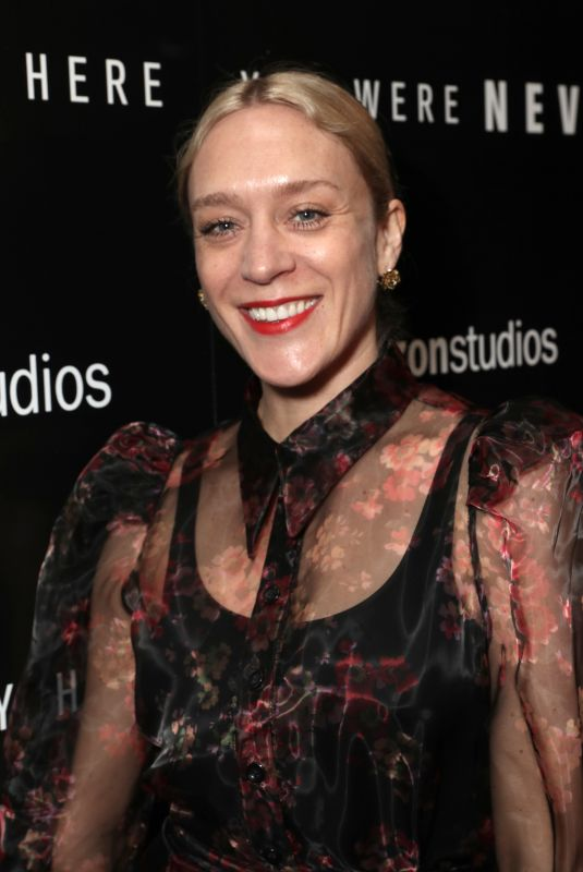 CHLOE SEVIGNY at You Were Never Really Here Premiere in New York 04/03/2018