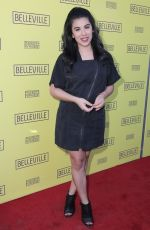 CHRISSIE FIT at Belleville Opening Night at Pasadena Playhouse 04/22/2018
