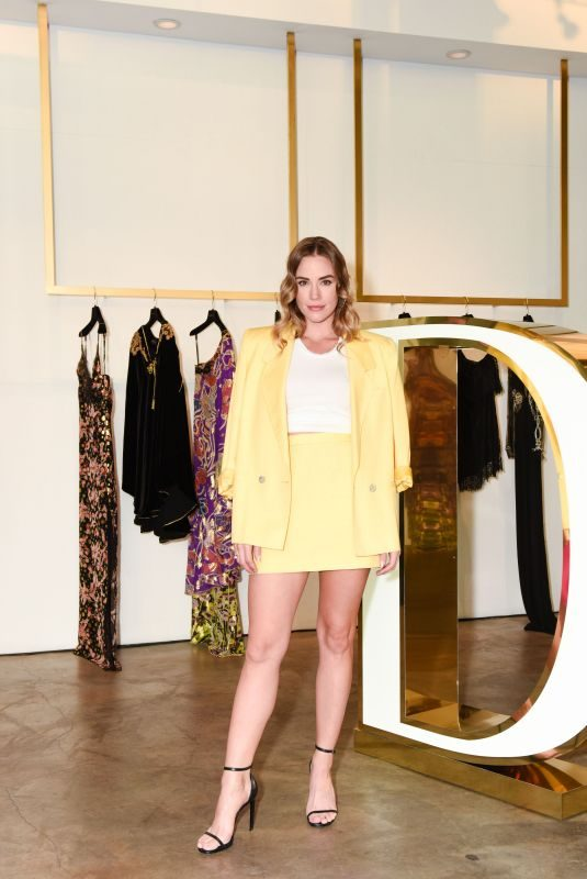 CHRISTA B. ALLEN at Dundas Traveling Flagship Cocktail Party in Los Angeles 04/24/2018