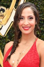 CHRISTEL KHALIL at Daytime Emmy Awards 2018 in Los Angeles 04/29/2018