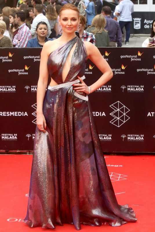 CHRISTINA CASTANOS at 21st Malaga Film Festival Closing Gala 04/22/2018