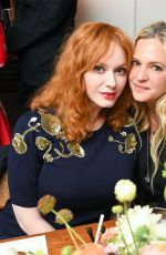 CHRISTINA HENDRICKS at Edible Land and Seascapes Presented by Black Cow Vodka in Los Angeles 04/03/2018