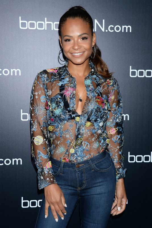 CHRISTINA MILIAN at Boohooman by French Montana Launch Party in Los Angeles 04/11/2018