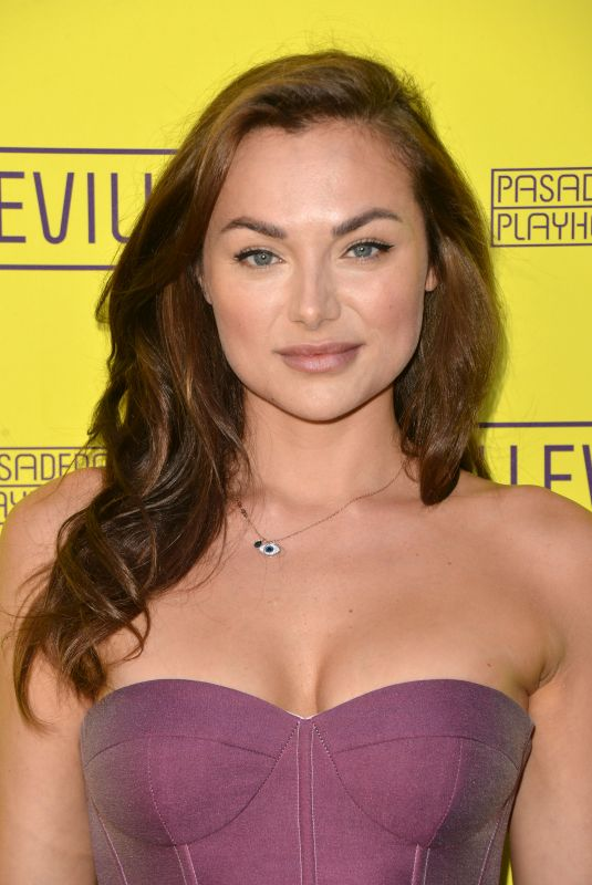 CHRISTINA OCHOA at Belleville Opening Night at Pasadena Playhouse 04/22/2018