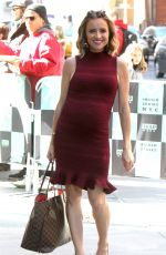 CHRISTINE LAKIN Arrives at Build Series in New York 04/18/2018