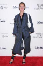 CHRISTY TURLINGTON at Tribeca Talks Storytellers at Tribeca Film Festival 04/27/2018