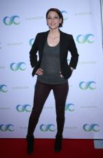 CHYLER LEIGH at Cocktails for Change Benefit in Las Vegas 04/07/2018