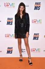 CIARO DWEK at Race to Erase MS Gala 2018 in Los Angeles 04/20/2018