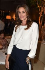 CINDY CRAWFORD at Avra Beverly Hills Opening in Beverly Hills 04/26/2018