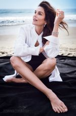 CINDY CRAWFORD in Town & Country Magazine, May 2018