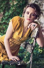 CLAIRE FOY in Town & Country Magazine, Philippines April 2018