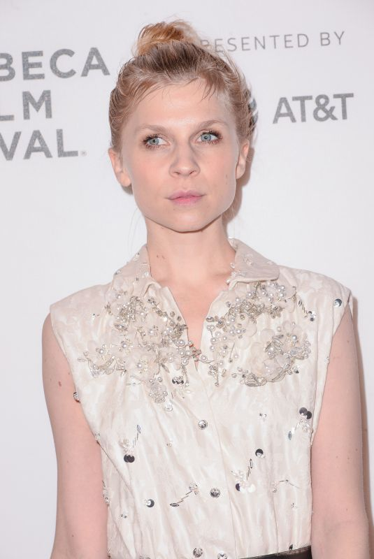 CLEMENCE POESY at Genius Picasso Premiere at Tribeca Film Festival in New York 04/20/2018