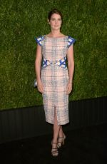 COBIE SMULDERS at Chanel Tribeca Film Festival Artists Dinner in New York 04/23/2018
