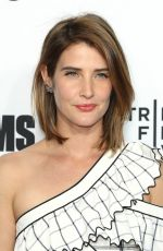 COBIE SMULDERS at Love, Gilda Premiere at Tribeca Film Festival in New York 04/18/2018
