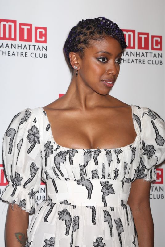 CONDOLA RASHAD at Woman Walks Ahead Premiere at Tribeca Film Festival 04/25/2018