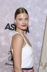 CONSTANCE JABLONSKI at 2018 Aspca Bergh Ball in New York 04/19/2018