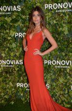 CORAL SIMANOVICH at Pronovias Fashion Show in Barcelona 04/23/2018