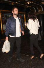 COURTENEY COX Leaves Fonda THeatre in Los Angeles 04/25/2018