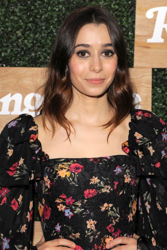 CRISTIN MILIOTI at The New Classics Presented by Jeep Wrangler in New York 04/25/2018