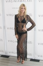 CRISTINA TOSIO at Virginia Macari Fashion Show in Marbella 04/25/2018