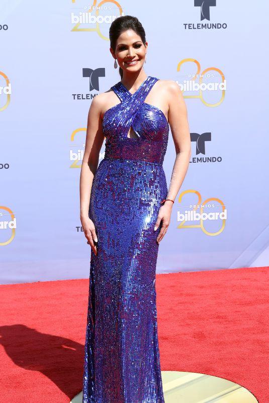 CYNTHIA OLAVARRIA at Billboard Latin Music Awards in Las Vegas 04/26/2018