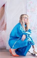 DAKOTA FANNING in Sunday Times Style, April 2018