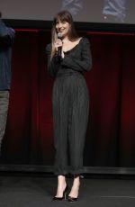 DAKOTA JOHNSON at Amazon Studios Presentation at Cinemacon in Las Vegas 04/26/2018