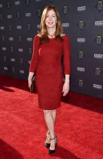 DANA DELANY at TCM Classic Film Festival Opening Night in Los Angeles 04/26/2018