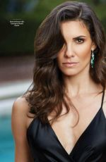DANIELA RUAH in Watch! Magazine, April 2018
