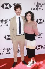 DANIELLA PINEDA at In a Relationship Premiere at Tribeca Film Festival in New York 04/20/2018