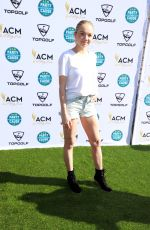 DANIELLE BRADBERY at Academy of Country Music Presents Lifting Lives Topgolf Tee-off in Las Vegas 04/14/2018