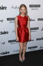 DANIELLE LAUDER at Marie Claire Fresh Faces Party in Los Angeles 04/27/2018