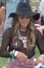 DANIELLE LOMBARD at Coachella Music and Arts Festival in Indio 04/21/2018