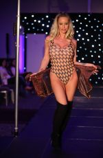 DANIELLE MASON at GM Fashion Show in Milton Keynes 04/29/2018
