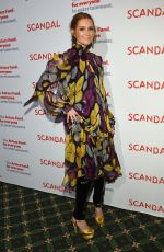 DARBY STANCHFIELD at Scandal Finale Live Stage Reading in Hollywood 04/19/2018