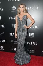 DAWN OLIVIERI at Traffik Premiere in Los Angeles 04/19/2018