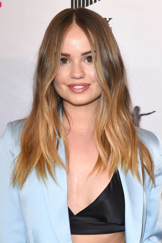 DEBBY RYAN at Cover Versions Premiere in Los Angeles 04/09/2018