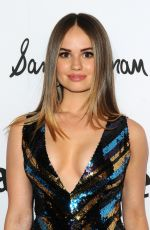 DEBBY RYAN at Marie Claire Fresh Faces Party in Los Angeles 04/27/2018