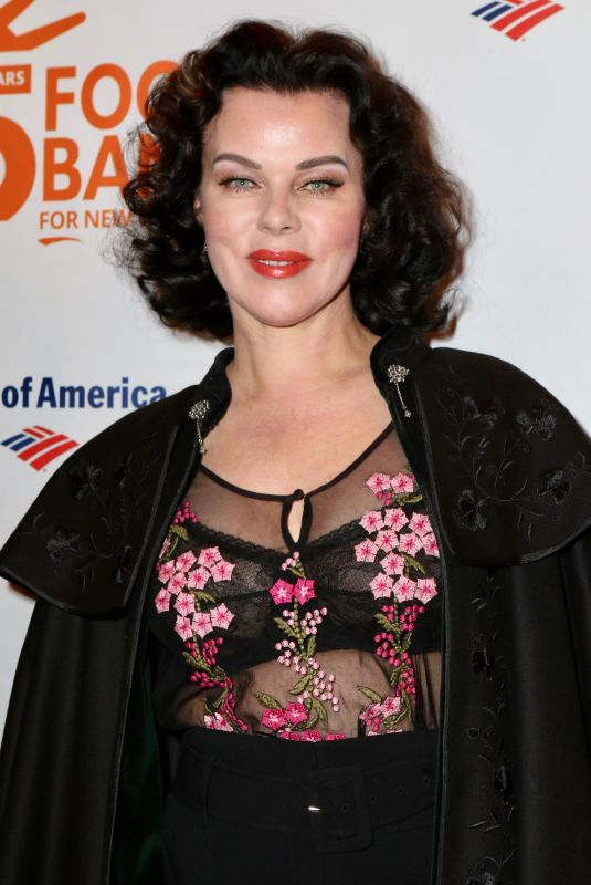 DEBI MAZAR at Food Bank for New York City Can Do Awards Dinner 04/17/2018