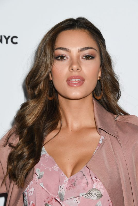 DEMI-LEIGH NEL-PETERS at Beauty Con Festival in New York 04/21/2018
